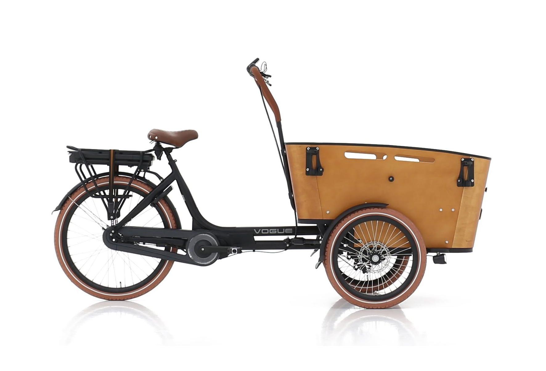 Vogue Carry 3 elektrische bakfiets