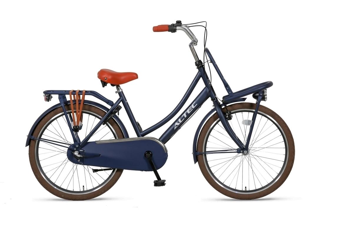 Altec Dutch 24 inch meisjesfiets – Jeans Blue