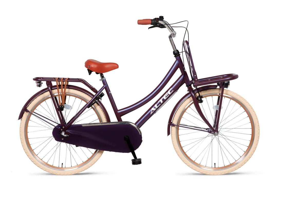 Altec Dutch 24 inch meisjesfiets – Violet