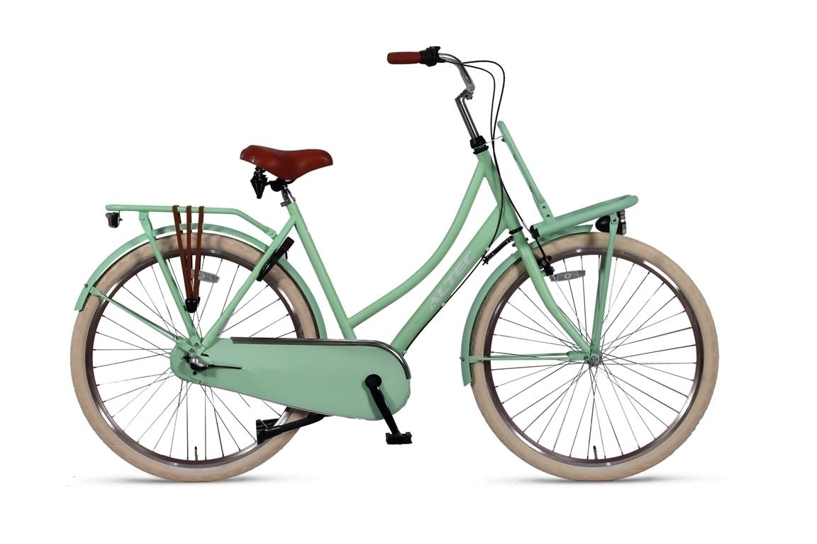 Altec Dutch 28 inch damesfiets – Mint Green