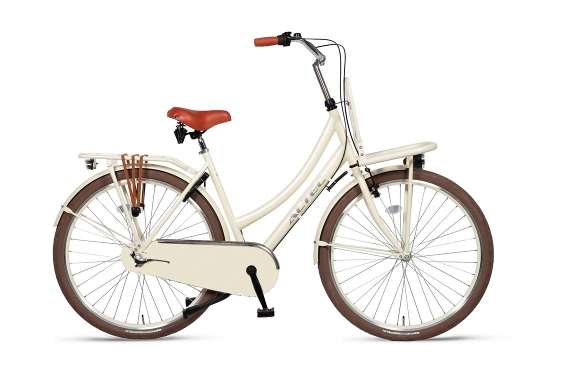 Altec Dutch 28 inch damesfiets 53 cm – Creme