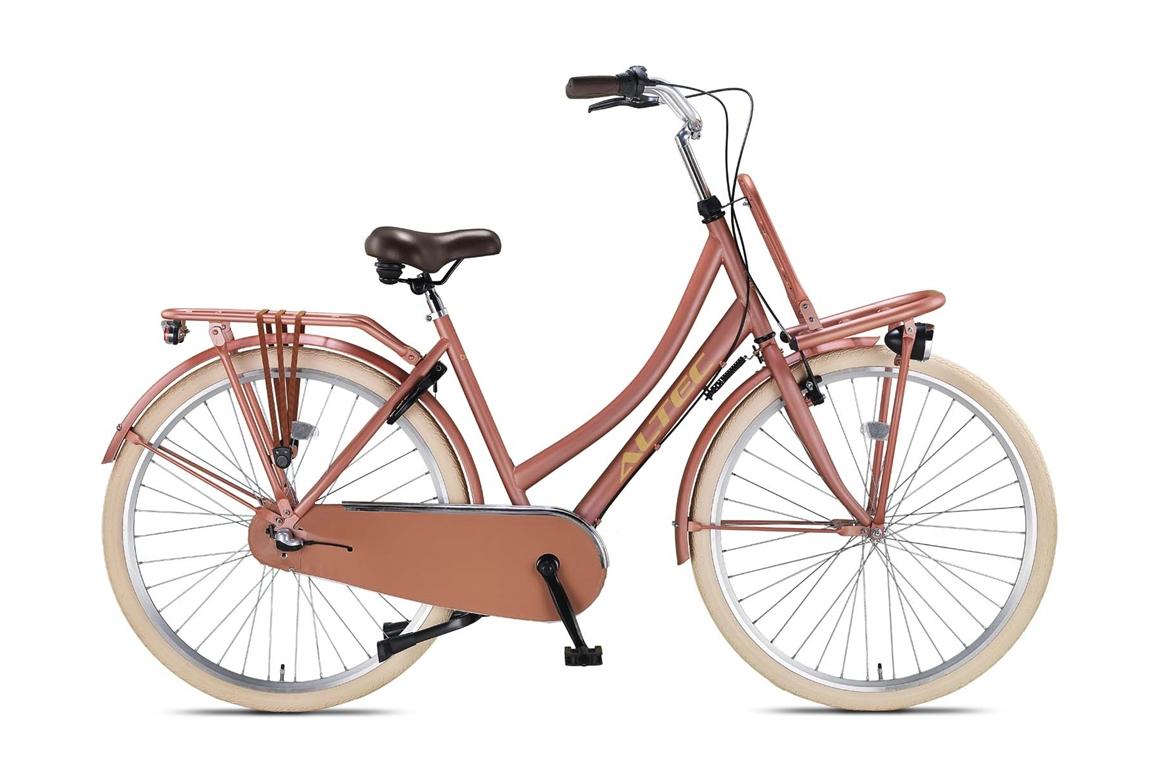 Altec Dutch 28 inch damesfiets 53 cm – Roze