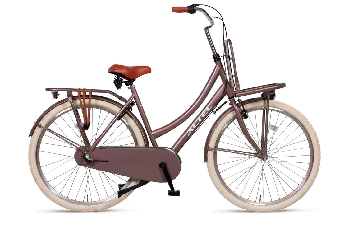 Altec Dutch 28 inch damesfiets 53 cm – Rose Brown