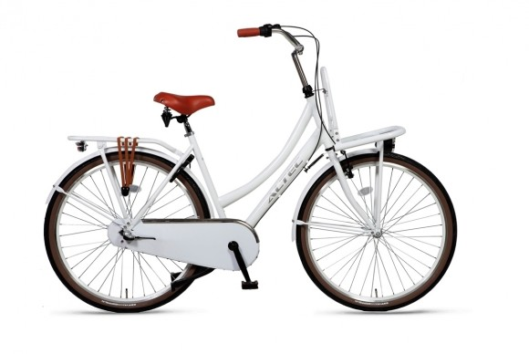Altec-Dutch-28inch-Transportfiets-N3-53cm-Snow-White