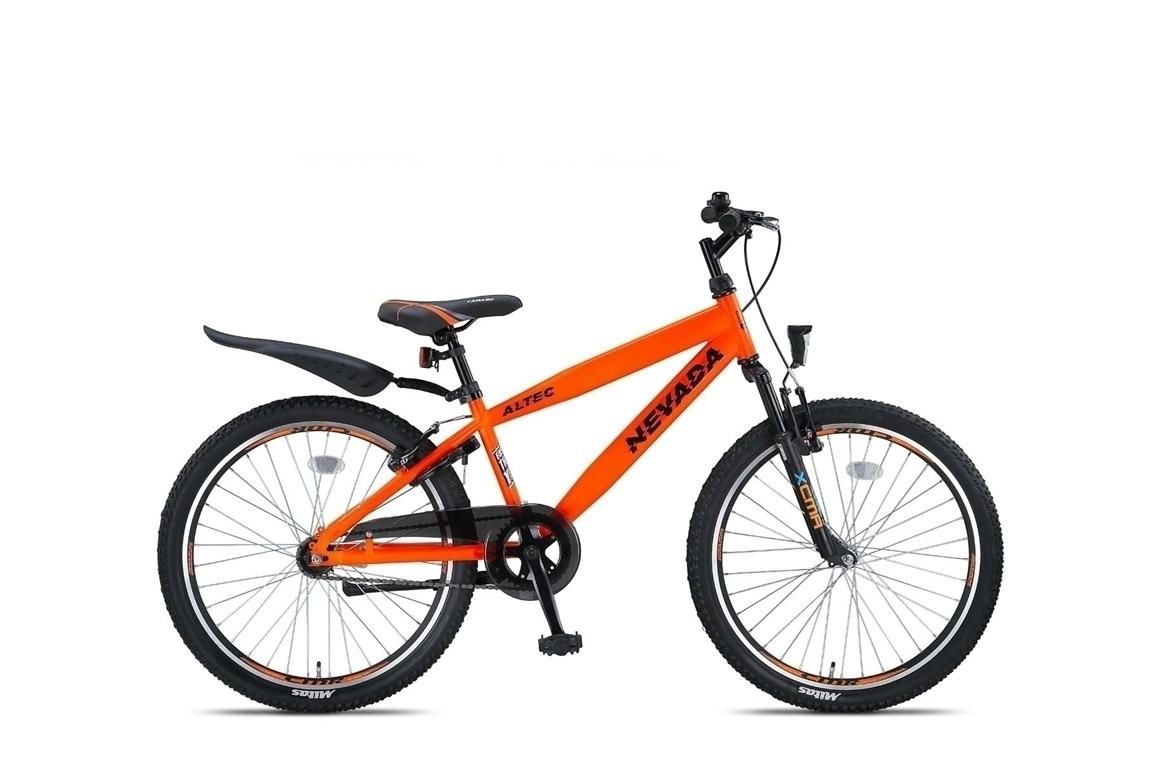 Altec Nevada 24 inch jongensfiets – Oranje