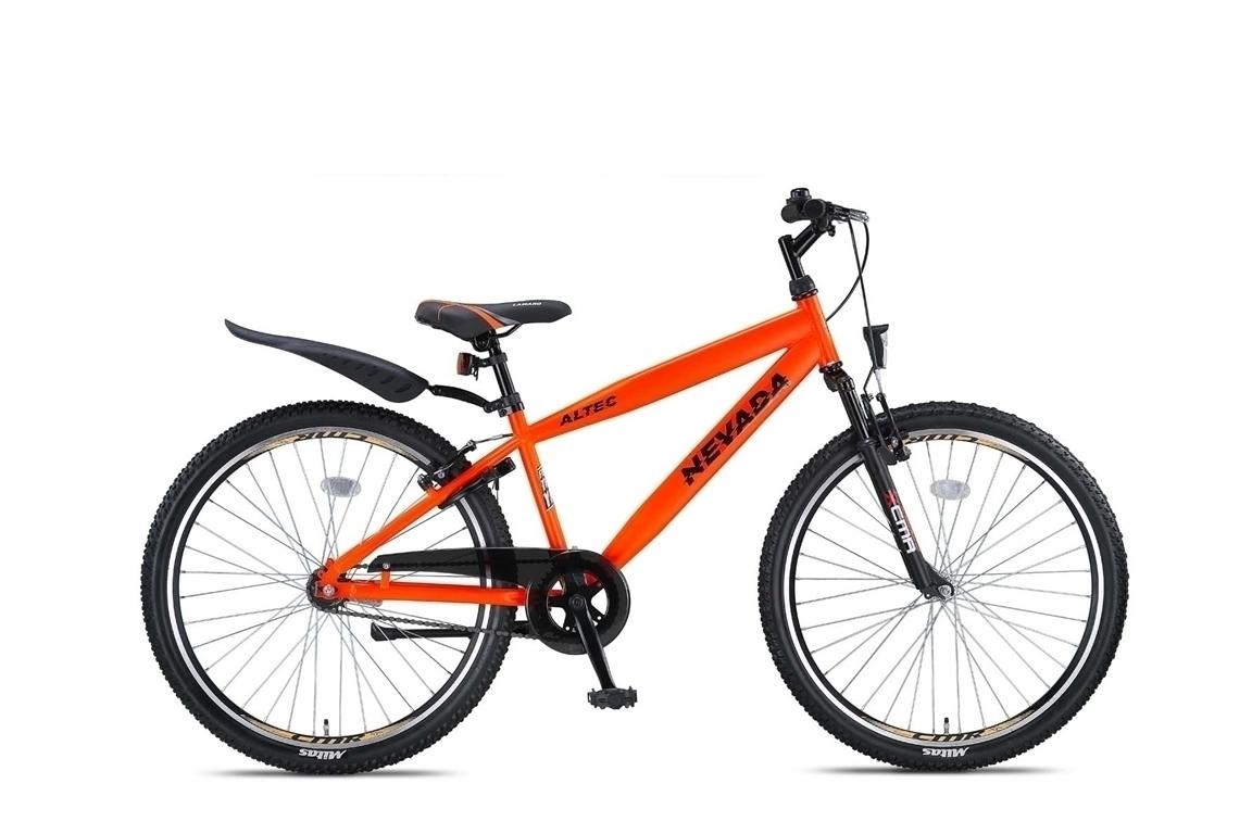Altec Nevada 26 inch jongensfiets – Oranje