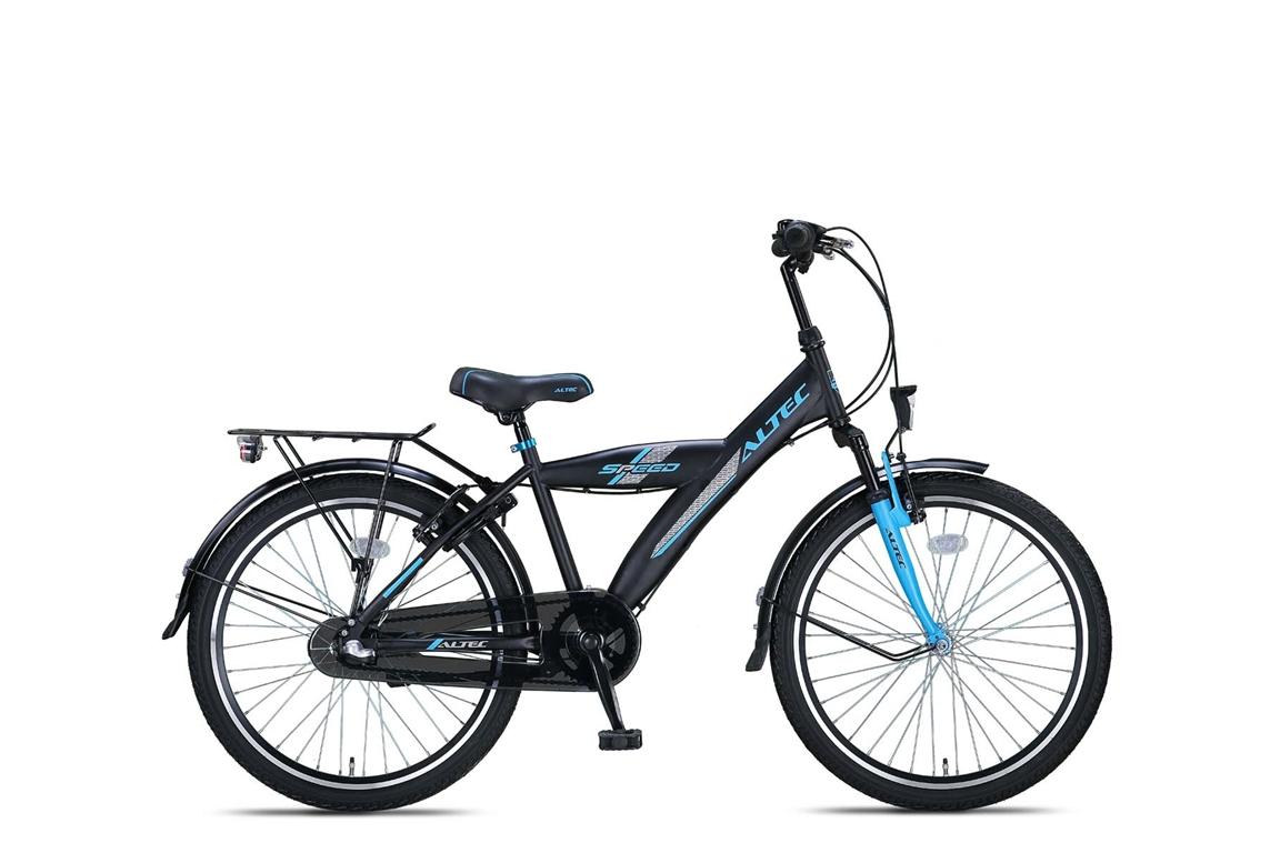 Altec Speed 24 inch jongensfiets – Blauw