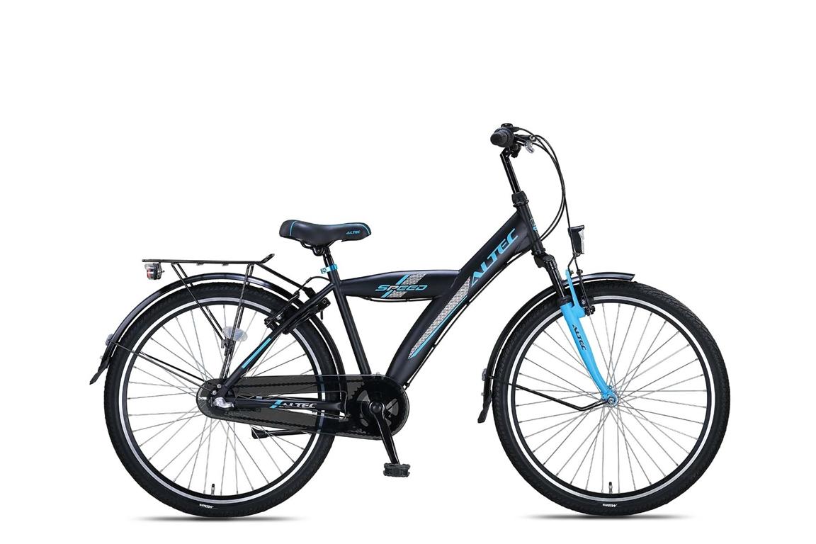 Altec Speed 26 inch jongensfiets – Blauw