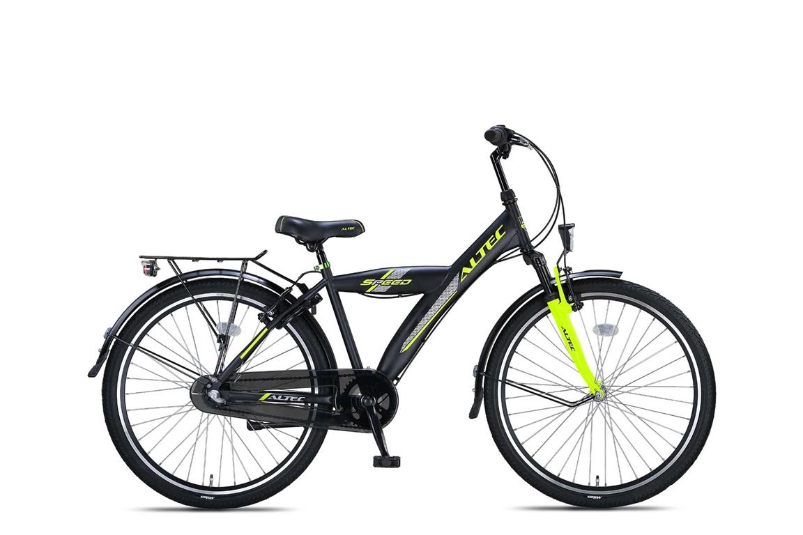 Altec Speed 26 inch jongensfiets – Lime Green