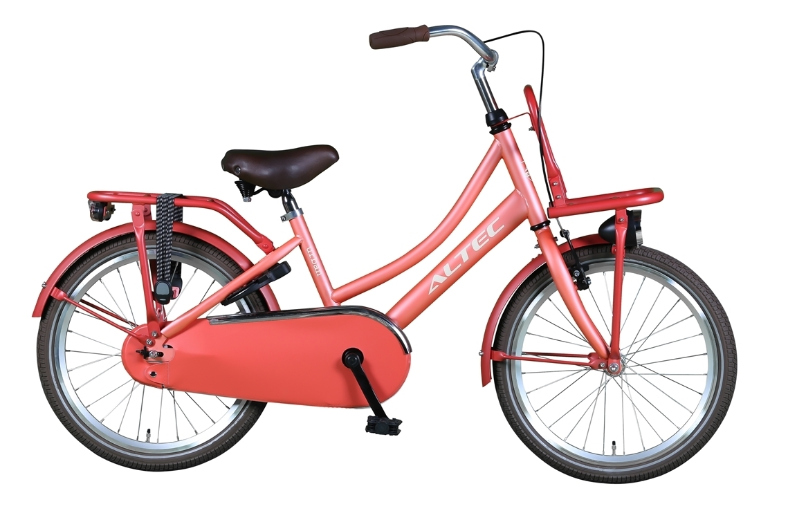 Altec Urban 20 inch meisjesfiets – Stain Red