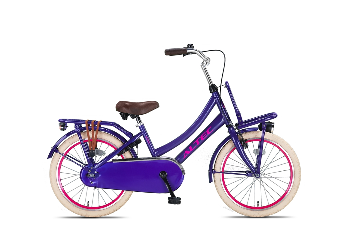 Altec Urban 20 inch meisjesfiets – Purple