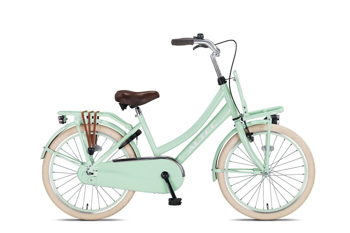 Altec Urban 22 inch meisjesfiets – Mint Groen