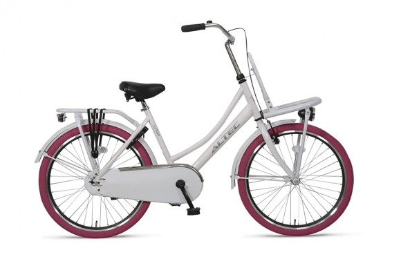 Altec-Urban-22inch-Transportfiets-Pearl-White