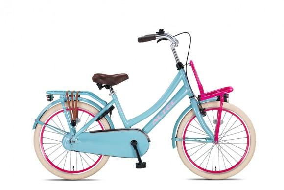 Altec-Urban-22inch-Transportfiets-Pinky-Mint-Nieuw-2020