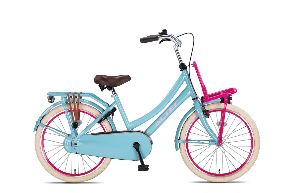 Altec Urban 22 inch meisjesfiets – Pinky Mint