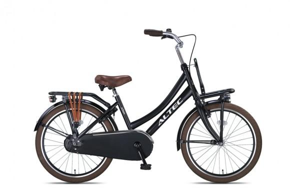 Altec-Urban-22inch-Transportfiets-Zwart-Nieuw-2020