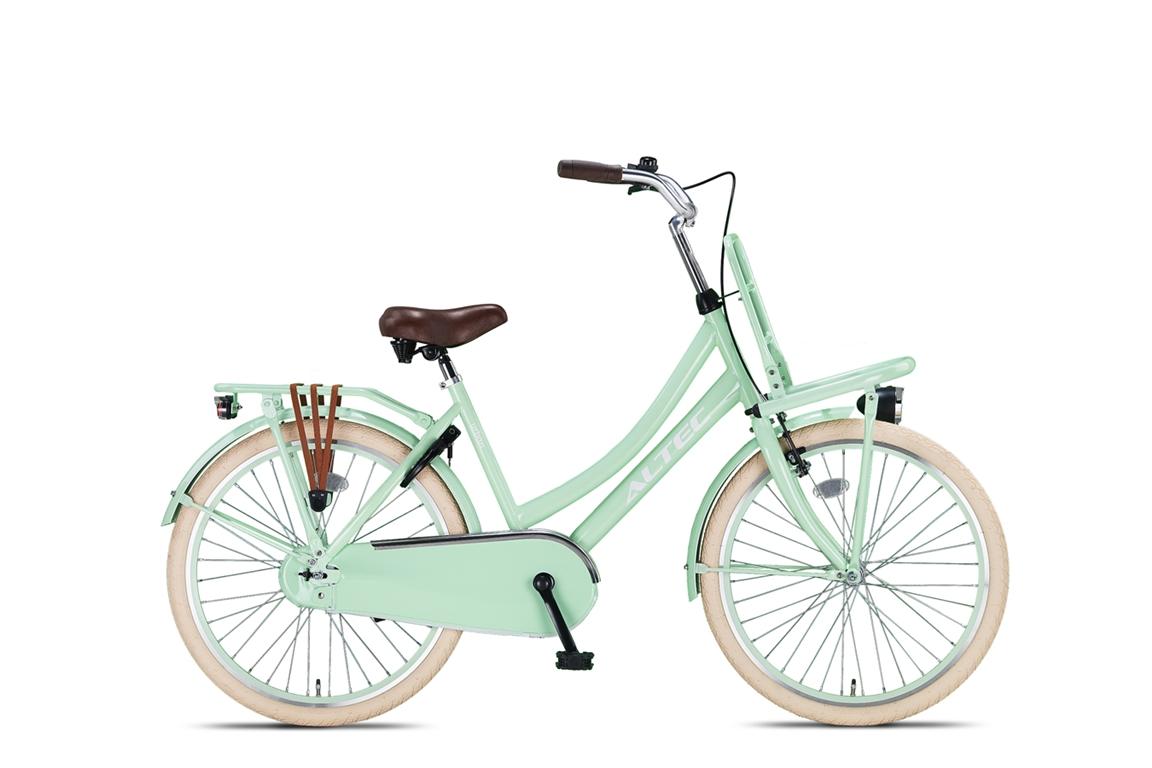 Altec Urban 24 inch meisjesfiets – Mint Groen