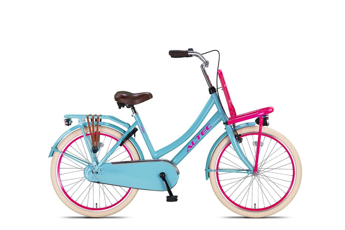 Altec Urban 24 inch meisjesfiets – Pinky Mint