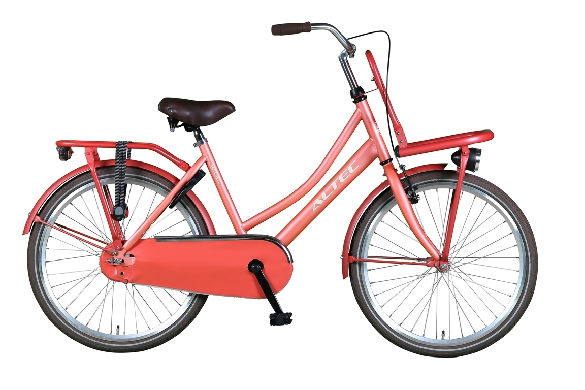 Altec Urban 24 inch meisjesfiets – Stain Red