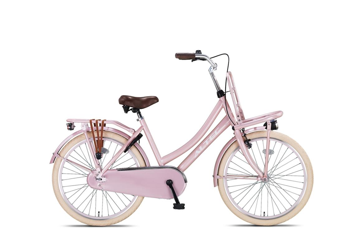 Altec Urban 24 inch meisjesfiets – Roze