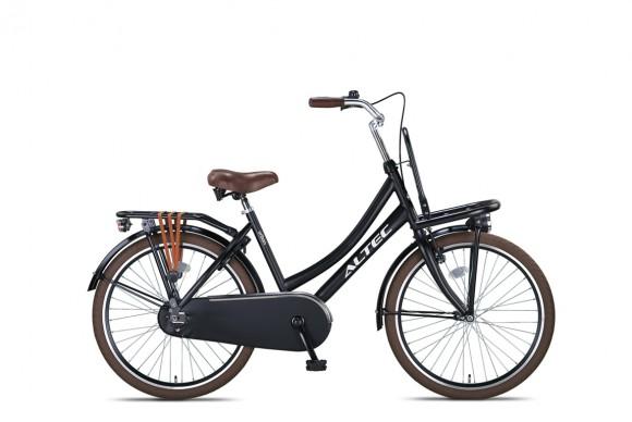 Altec-Urban-24inch-Transportfiets-Zwart-Nieuw-2020