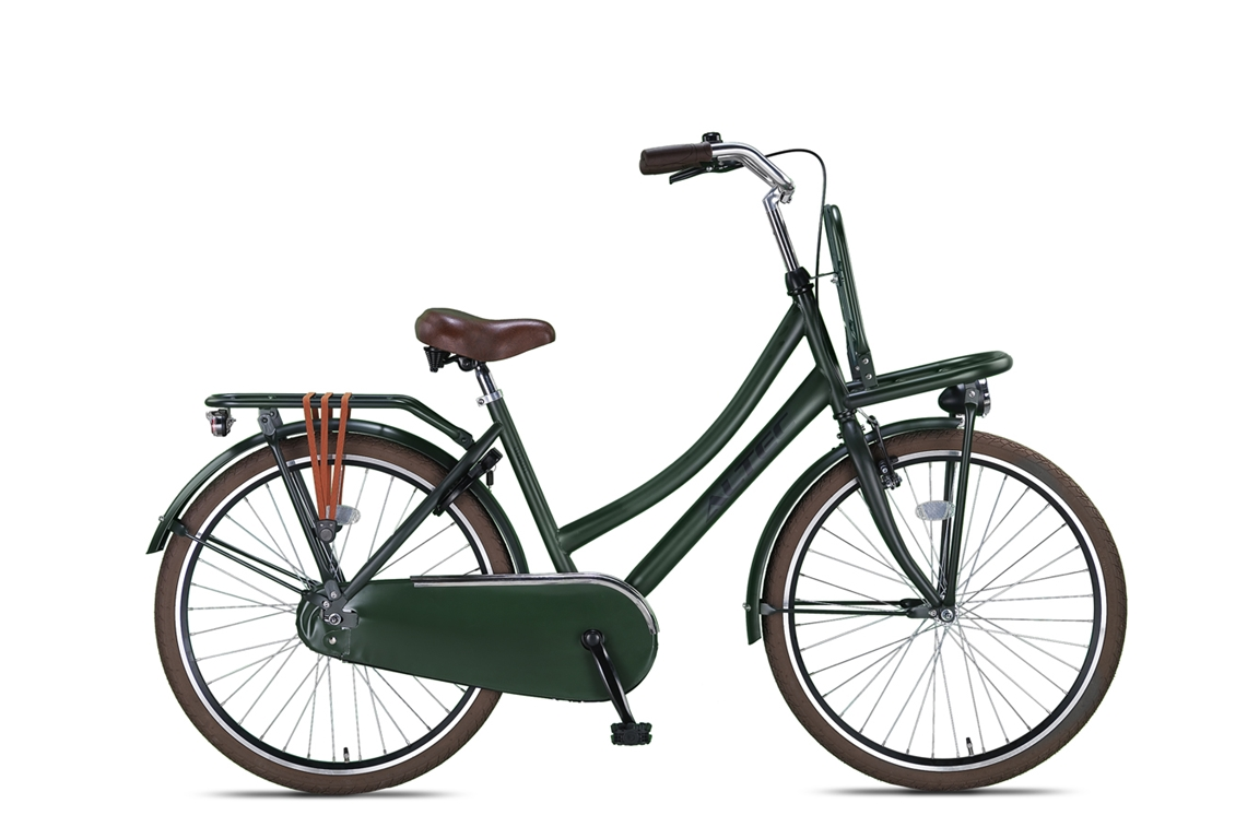 Altec Urban 26 inch meisjesfiets in doos verpakking – Army Green