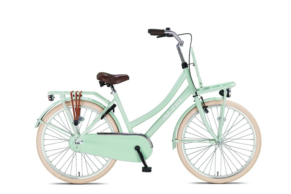 Altec Urban 26 inch meisjesfiets – Mint Groen