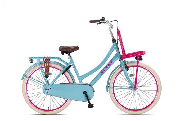 Altec-Urban-26inch-Transportfiets-Pinky-Mint-Nieuw-2020