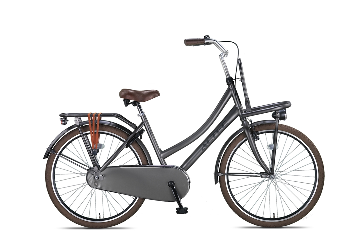Altec Urban 26 inch meisjesfiets in doos verpakking – Warm Grey
