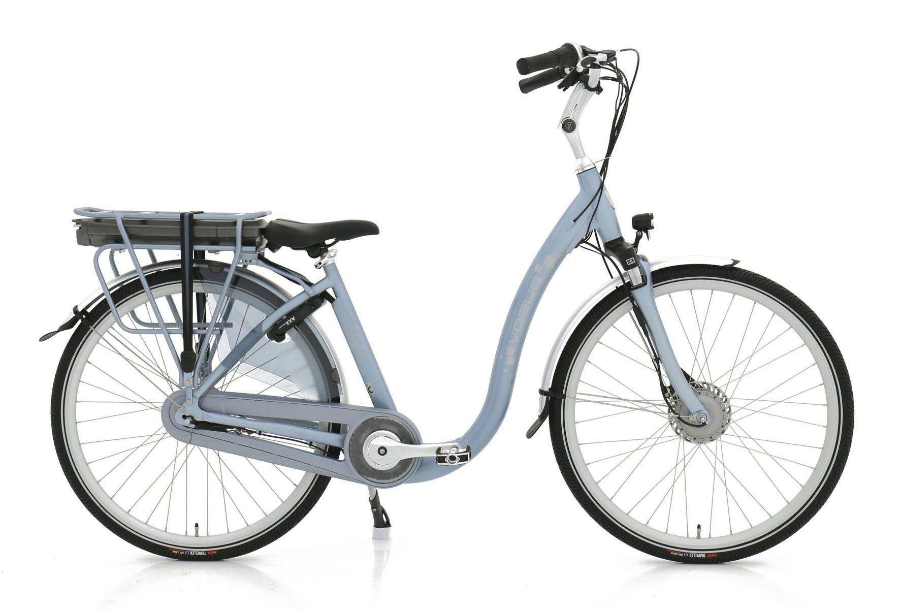 Vogue Comfort elektrische damesfiets Nexus 7 13Ah Silk-Blue