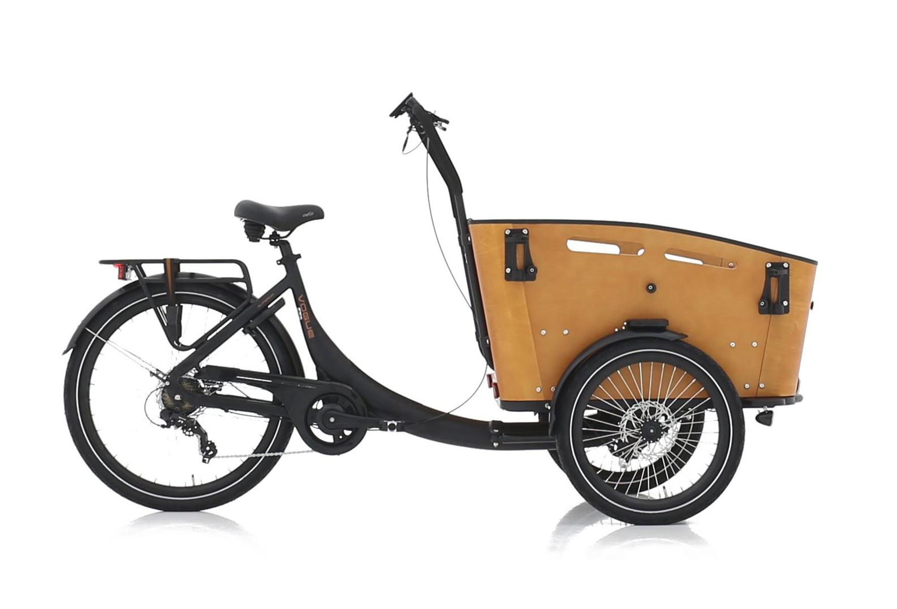 Vogue Superior 3 elektrische bakfiets