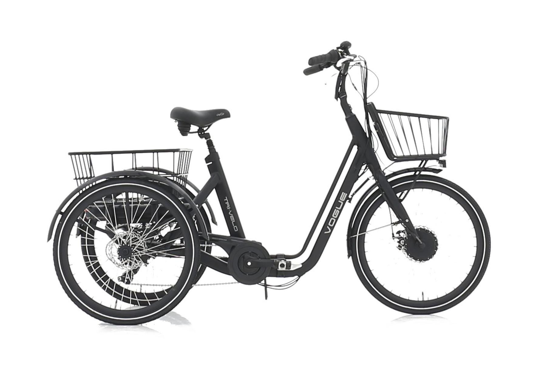 Vogue Tri-Velo elektrische driewieler