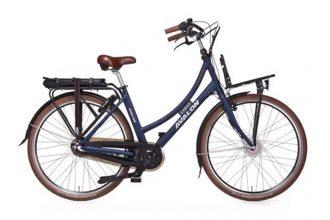 Avalon E-Cargo elektrische fiets 13Ah Mat Blauw