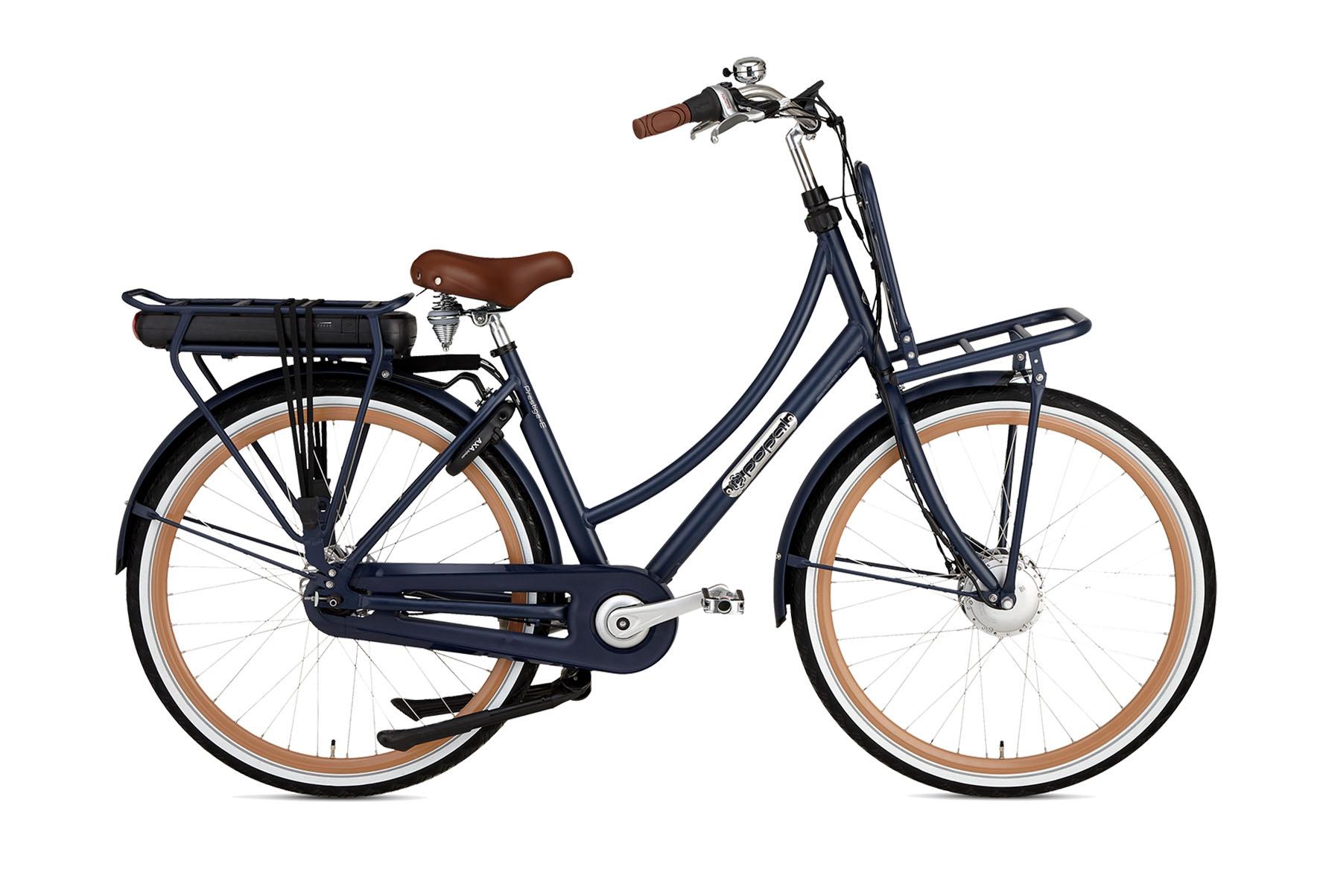 Daily Dutch Prestige-E N7 28 inch elektrische fiets Blauw