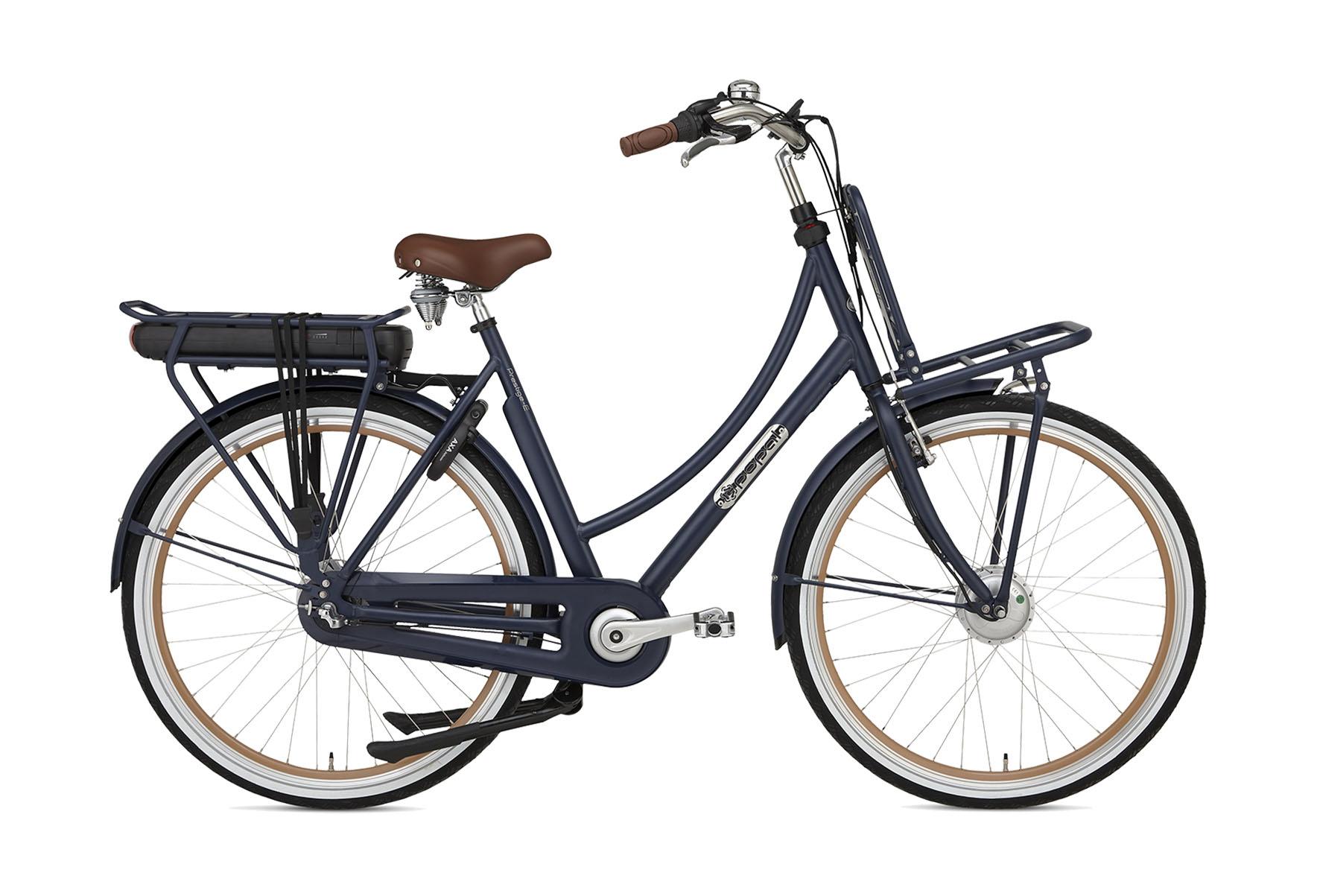 Daily Dutch Prestige-E N3 28 inch elektrische fiets Blauw
