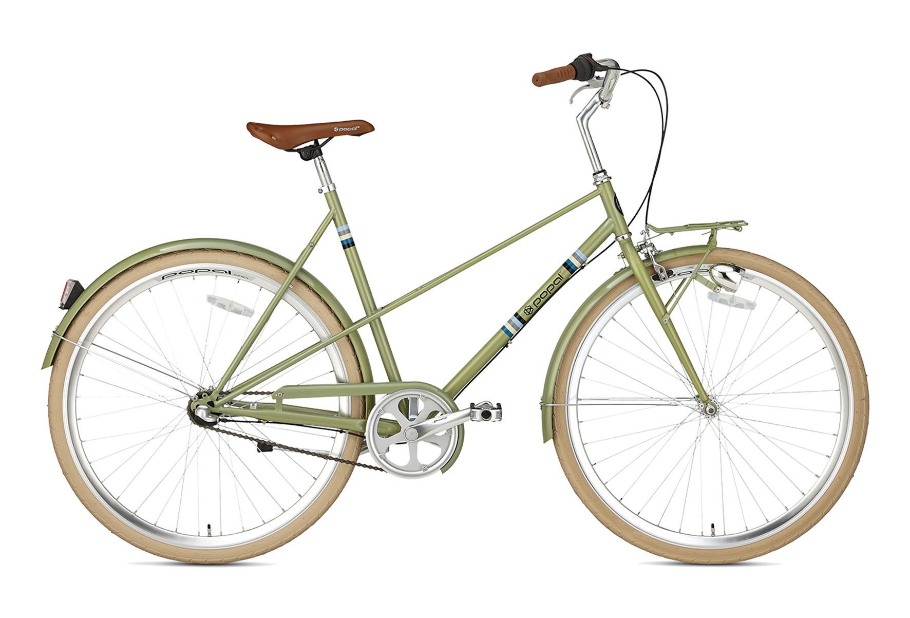 Popal Capri 28 inch – Olive Green