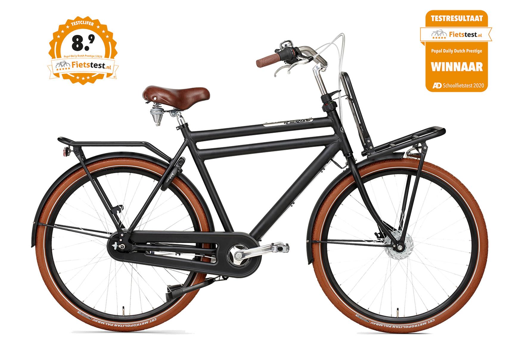 Popal Daily Dutch Prestige N7 28 inch – Zwart