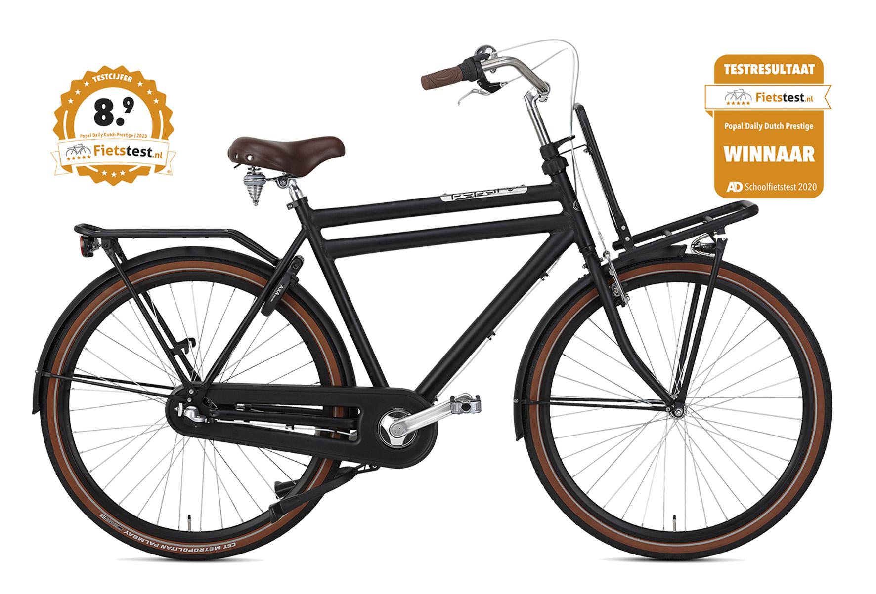 Popal Daily Dutch Prestige N3 28 inch – Zwart