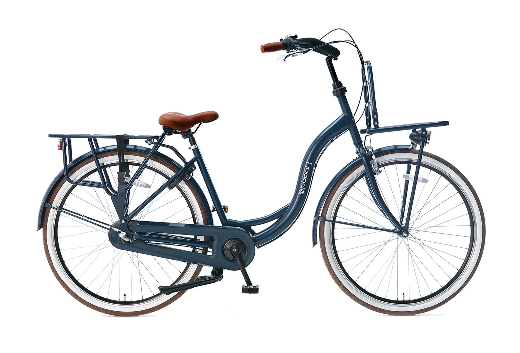 Moederfiets Mare 28 inch – Petrol Blue