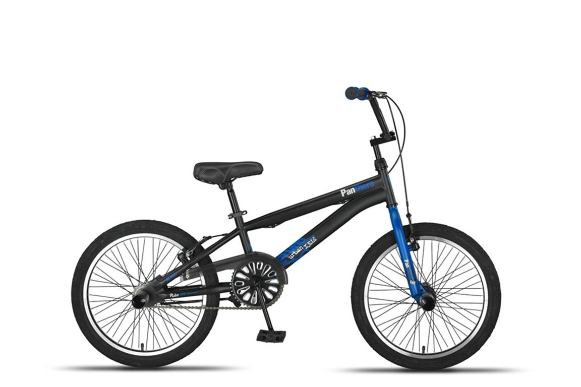 Altec Panthero BMX fiets 20 inch Black-Blue